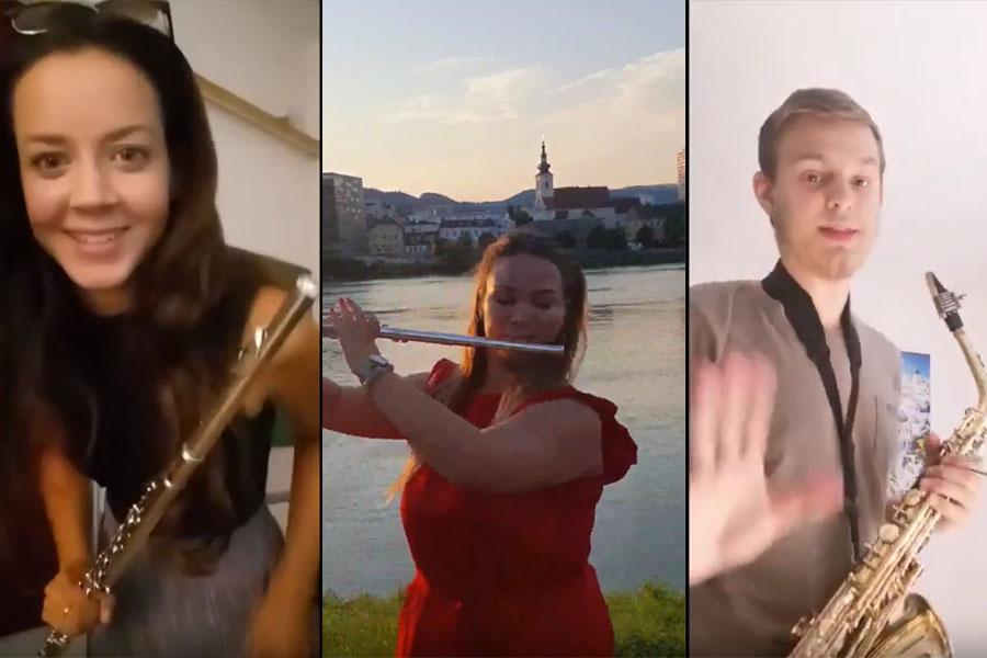 Videón mutatkoznak be a ClassiKo fellépői